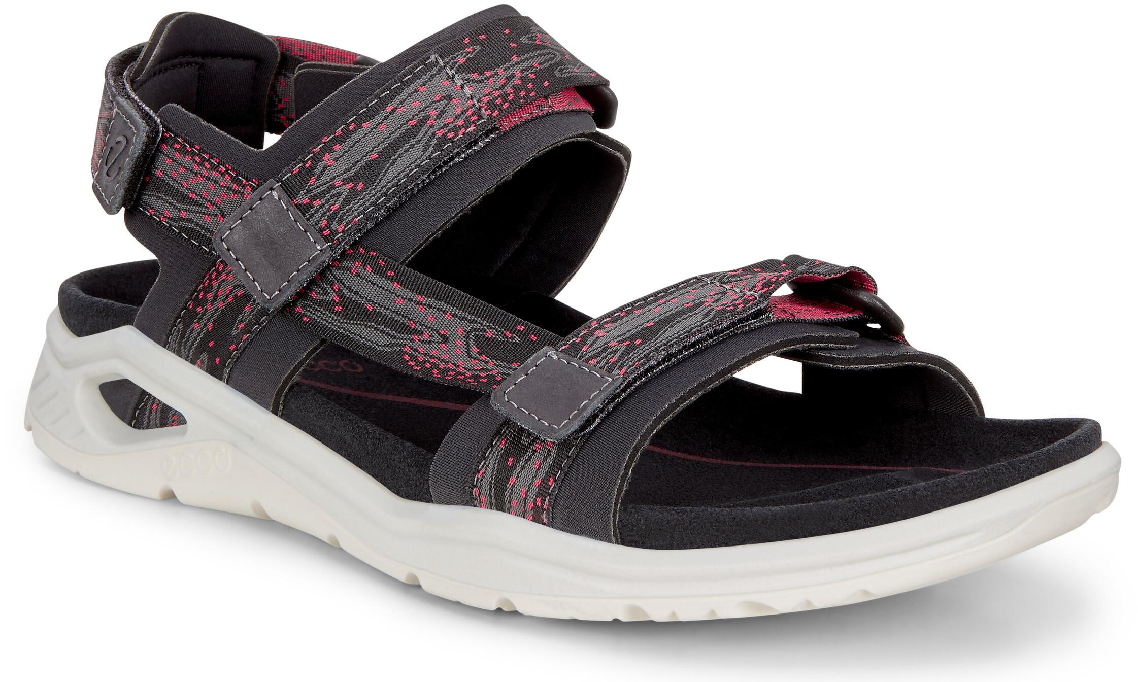 ae6f2320977dcb ECCO X-Trinsic Sandals Women black at Addnature.co.uk